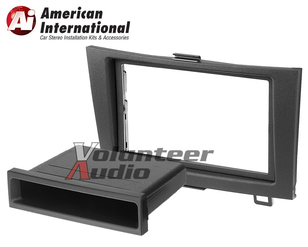 Volunteer Audio Pioneer AVH-201EX Double Din Radio Install Kit with CD Player Bluetooth USB/AUX Fits 2012-2016 Honda CR-V (Without factory amplified systems) by Volunteer Audio (Image #3)