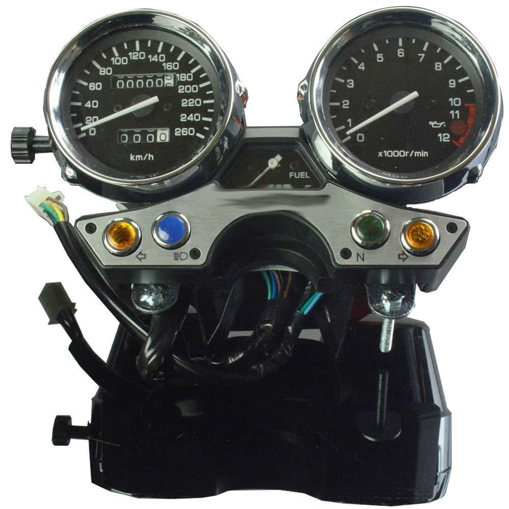 CONGCASE Nuove Parti di Arrivo 1 Coppia Moto Freno Frizione Cilindro Master Leve Serbatoio per Yamaha YQ50 Aerox MBK Nitro 1997-2006