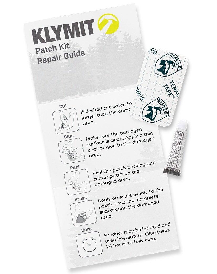 Klymit スリーピングパッドのパッチキット B07625VWN1