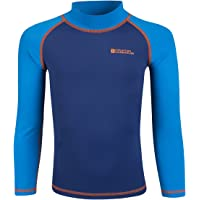 Mountain Warehouse Camiseta térmica para niños - Camiseta