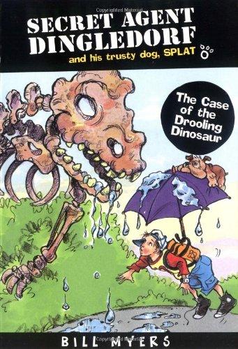 Drooling Dinosaurs Secret Agent Dingledorf