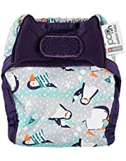 Close Parent Pop-in - Pañal Lavable para Recien Nacidos, Penguin