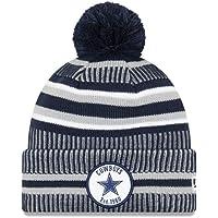 New Era Men's Dallas Cowboys Beanie - Dk Blue, One Size