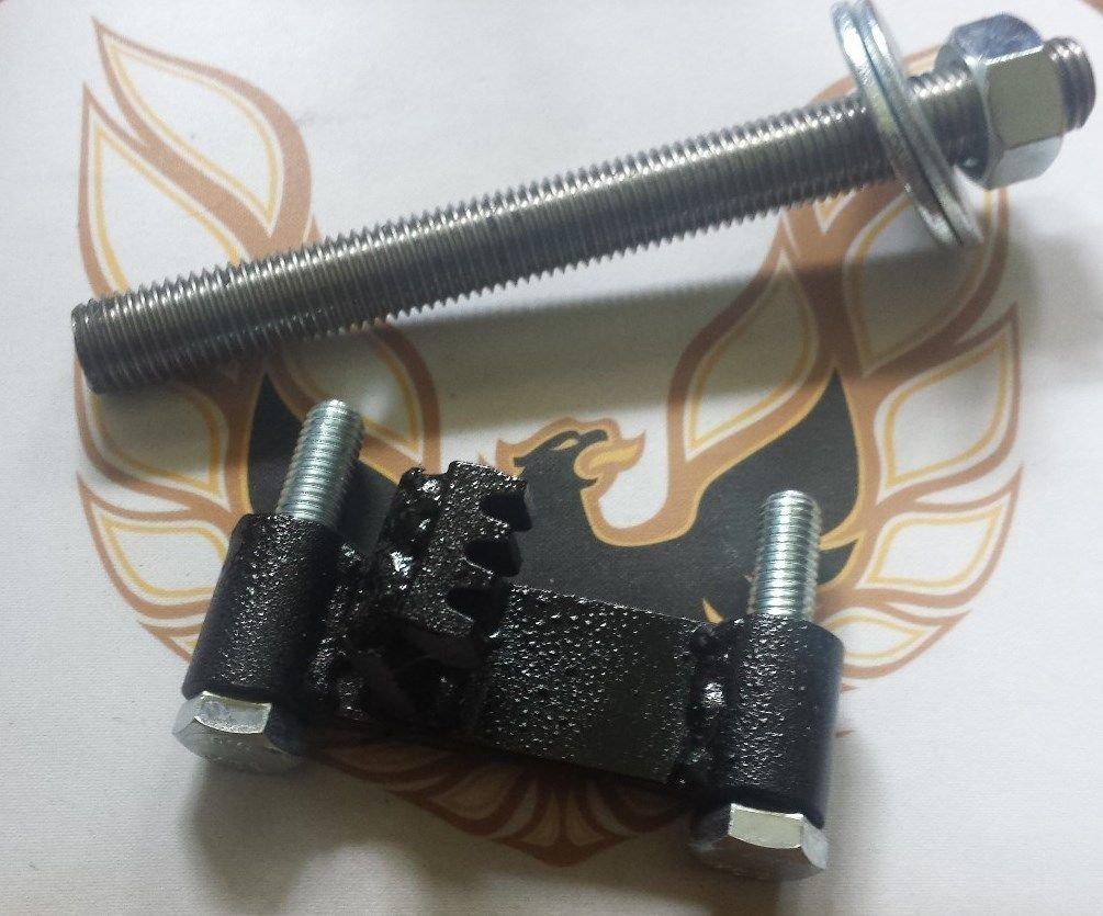 GM LS Flywheel Flexplateロックツールwith Harmonicバランサインストールツールls1 ls2 ls3 ls6 lq4 lq9 l92 B079R8N1RP