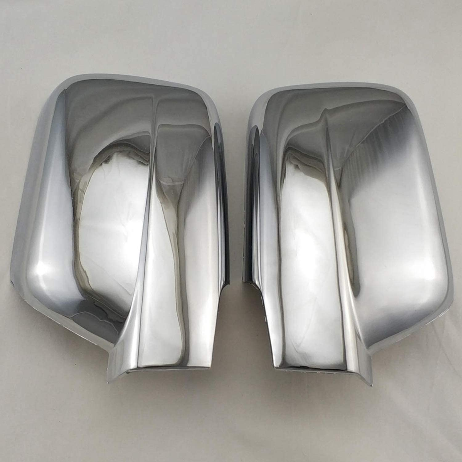 Haudang Car Door Mirror Covers Car Modification for X-Trail 2002-2010 T30 ABS Chrome Plated