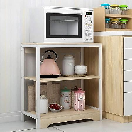 Estanterías para horno microondas Estante de la vendimia de ...