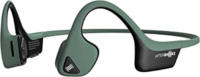 AfterShokz Air Open Ear Wireless Bone Conduction Headphones
