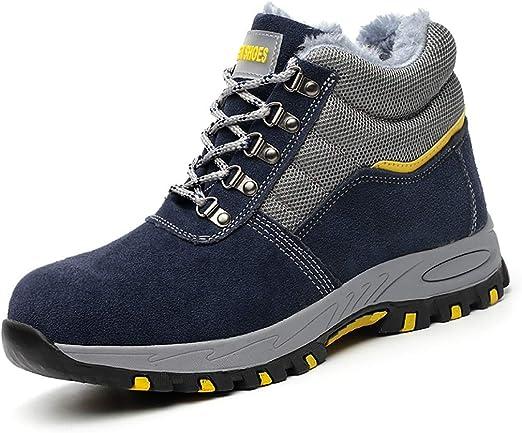 zapatos de seguridad Los zapatos de seguridad para hombre de ...