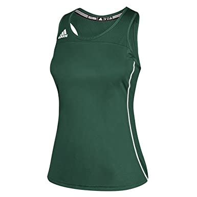 f83d1aac554ca4 Amazon.com  Adidas Womens Climacool Utility Compression Tank  Clothing