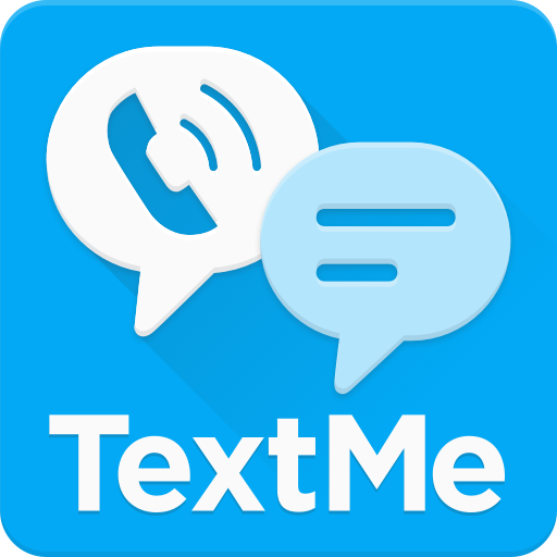 TextMe - Free Text and Calls (Best Uses Google Home)