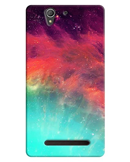 f32303329fb9c5 FurnishFantasy Back Cover for Sony Xperia C3: Amazon.in: Electronics