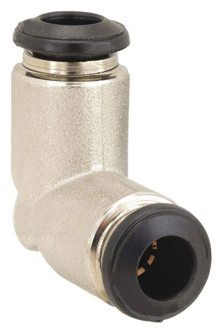 90/° 50130N-14-PK3-1 Each Aignep Usa 14mm Metal Elbow