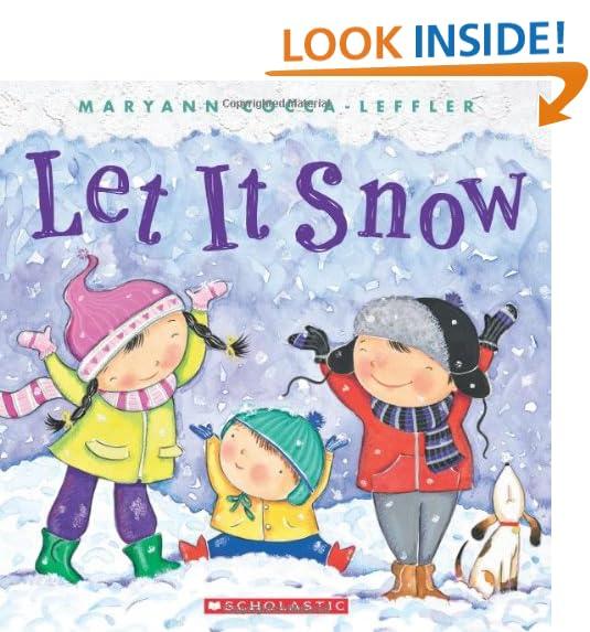 Preschool Winter Books: Amazon.com