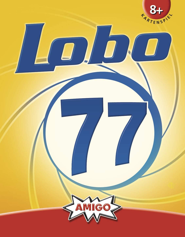 Amigo Spiele 3910 – Lobo 77: Amazon.es: Juguetes y juegos
