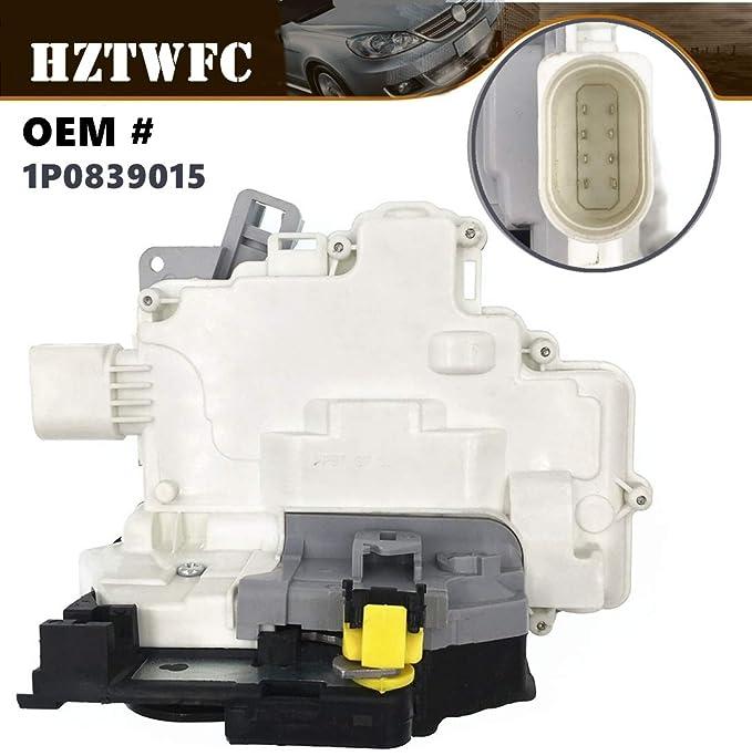 HZTWFC 1P0839015 Trasera Izquierda Cerradura de Puerta del Actuador 1P0 839 015 Trasera Izquierda Puerta Actuador para Seat Leon II 05-12: Amazon.es: Coche ...