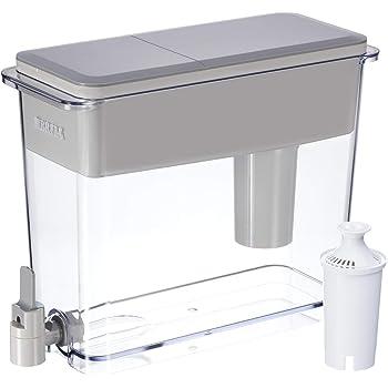 brita extra large 18 cup filtered water dispenser with 1 standard filter bpa free. Black Bedroom Furniture Sets. Home Design Ideas