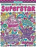 Notebook Doodles Superstar: Coloring & Activity Book
