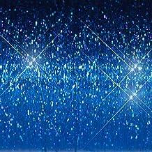 "Hair Flairs Pro Hair Tinsel - 100 Strands, 36"", Sparkle Royal Blue"
