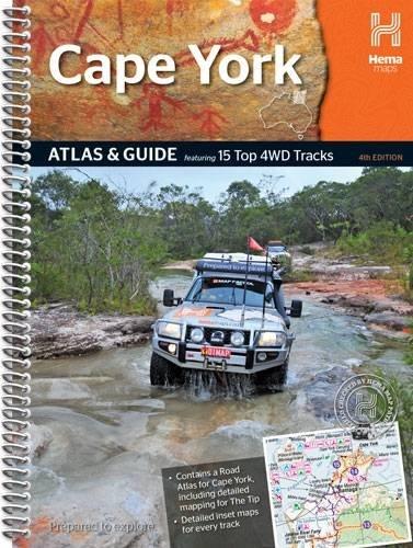 Cape York Atlas Guide 2014: HEMA.A.DIS40SP