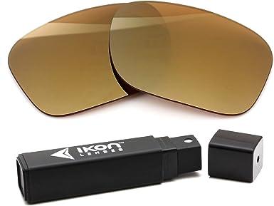 Polarized IKON lentilles de remplacement pour Von Zipper Fulton or Rose Miroir