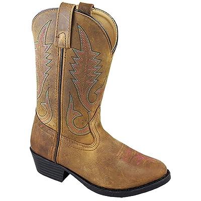 Smoky Mountain Annie Western Boot Round Toe,   Western