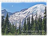MoonDance – Lunar Calendar – Moon Wall Calendar 2018