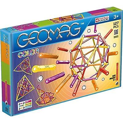 Geomag 264 Classic Color 127 Pcs