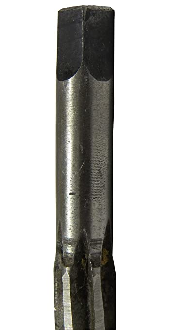 DWR Series Drill America #4 High Speed Steel Straight Flute Taper Pin Reamer