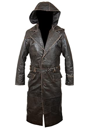 Amazon.com: F&H Men's Assassin's Creed Syndicate Jacob Frye Hooded ...
