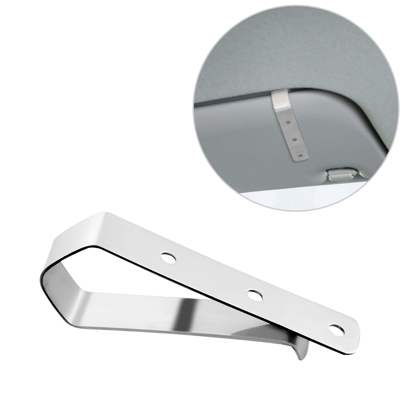 Remote Visor Clips Replacement Garage Door Opener Clip Compatible ...
