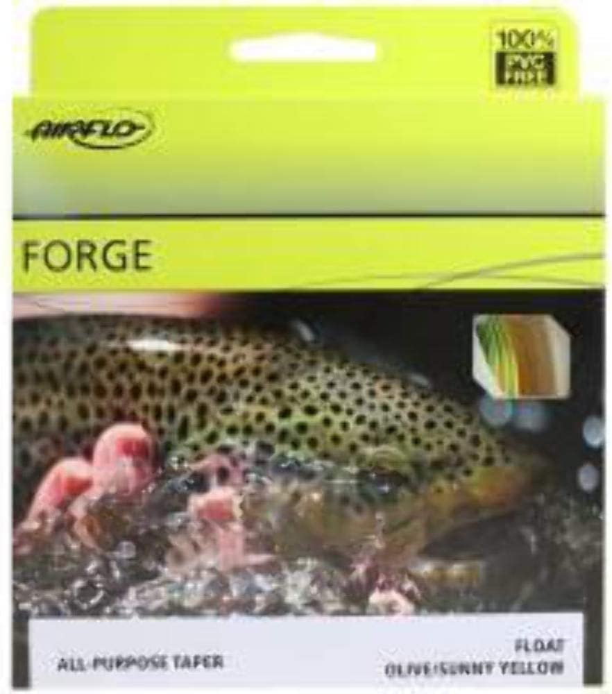 AIRFLO Forge Fly Line