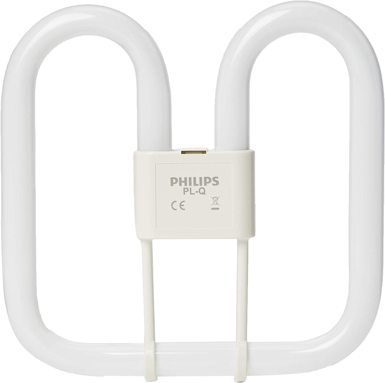 Energy Class B White Philips PL-Q 38W//830//4P 1CT//10BOX 38 Watt PLQ Lamp