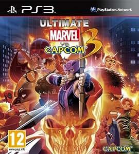 Ultimate Marvel vs Capcom 3 [Importación italiana]