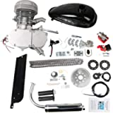 Niome 100cc 2-Stroke Bicycle Gasoline Engine Air-Cooled Motor Kit for Motorized Bicycle Push Bike