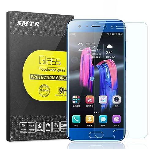 5 opinioni per Huawei Honor 9 Vetro Temperato Pellicola Protettiva Glass Screen, SMTR®