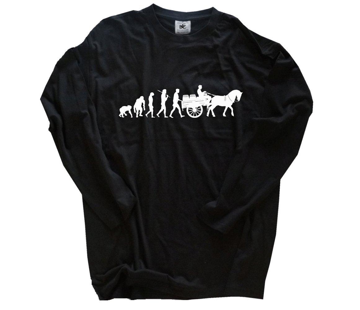 Shirtzshop T-shirt Evolution Lehrer B00PNSCG1A T-Shirts Einfach zu bedienen