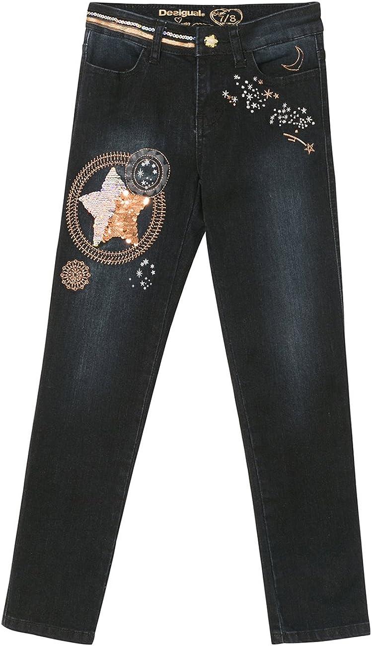 Desigual Denim/_Vidal Jeans Fille