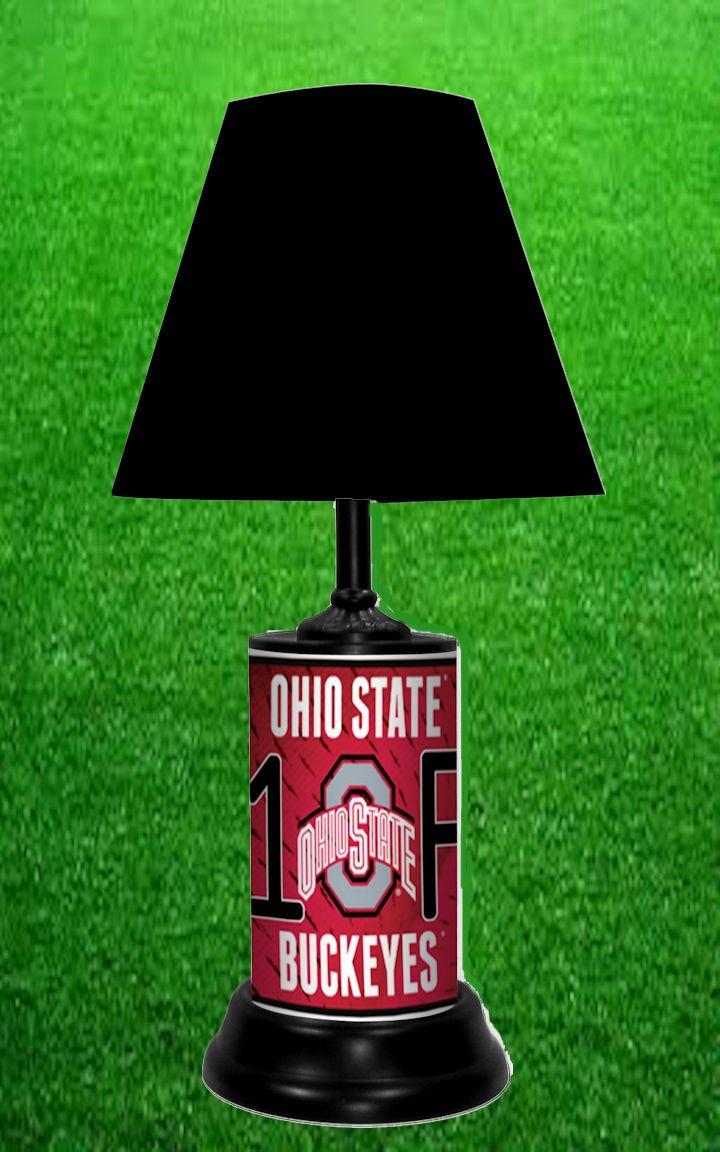 Amazon.com : OHIO STATE BUCKEYES NCAA LAMP - BY TAGZ SPORTS ...