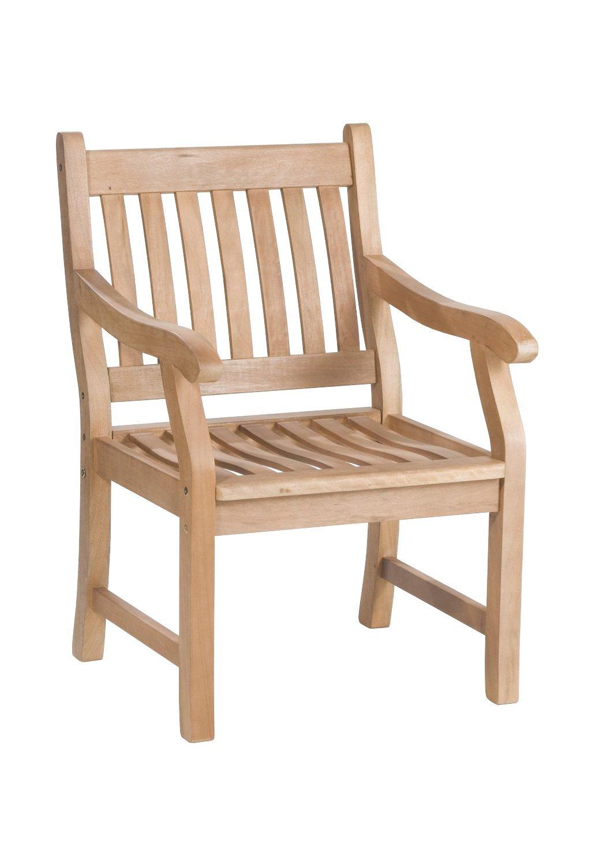 Stuhl New Jersey aus Eukalyptus