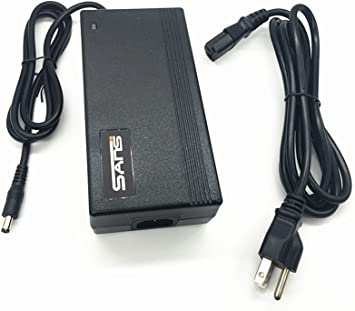 54.6V 2A SANS CHARGER LOTUS HEAD FOR 48V E-BIKE ELECTRIC BICYCLE LI-ION BATTERY