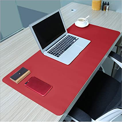 Fine Large Desk Mat Mouse Pad Phifo 31 49 X15 75 Non Slip Pu Leather Desk Pad Ultra Thin 2Mm Waterproof Mouse Mat For Office Home Desks Gaming Mouse Beutiful Home Inspiration Ommitmahrainfo