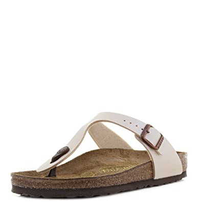 Birkenstock Womens Gizeh Antique Lace Regular Fit Toe Post Sandals   Amazon.co.uk  Shoes   Bags 3aad3f7fc2