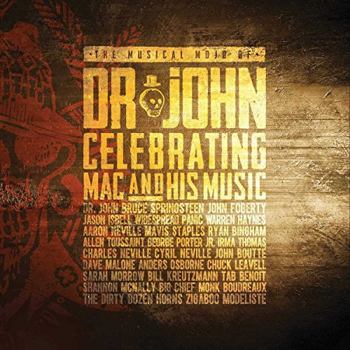 The Musical Mojo Of Dr. John: Celebrating Mac And His Music [2 CD] (Best New Classical Music 2019)