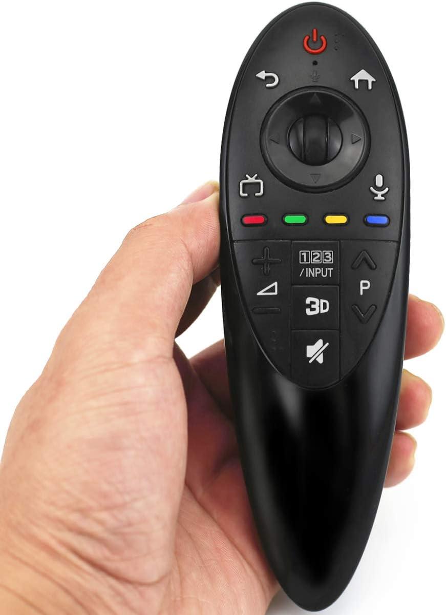 AN-MR500G Remote Control Replacement for LG Smart TV 55LB6350UQ 47LB6300UQAUSWLJR 65LB6300UE 60LB6500 MBM63935937