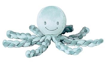 Amazon.com: Nattou Lapidou Piu - Octopus de cobre verde y ...