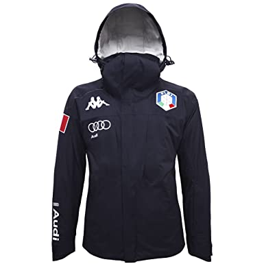 Kappa - Chaquetas - 6cento 650a Fisi - 911 - Blue Night ...