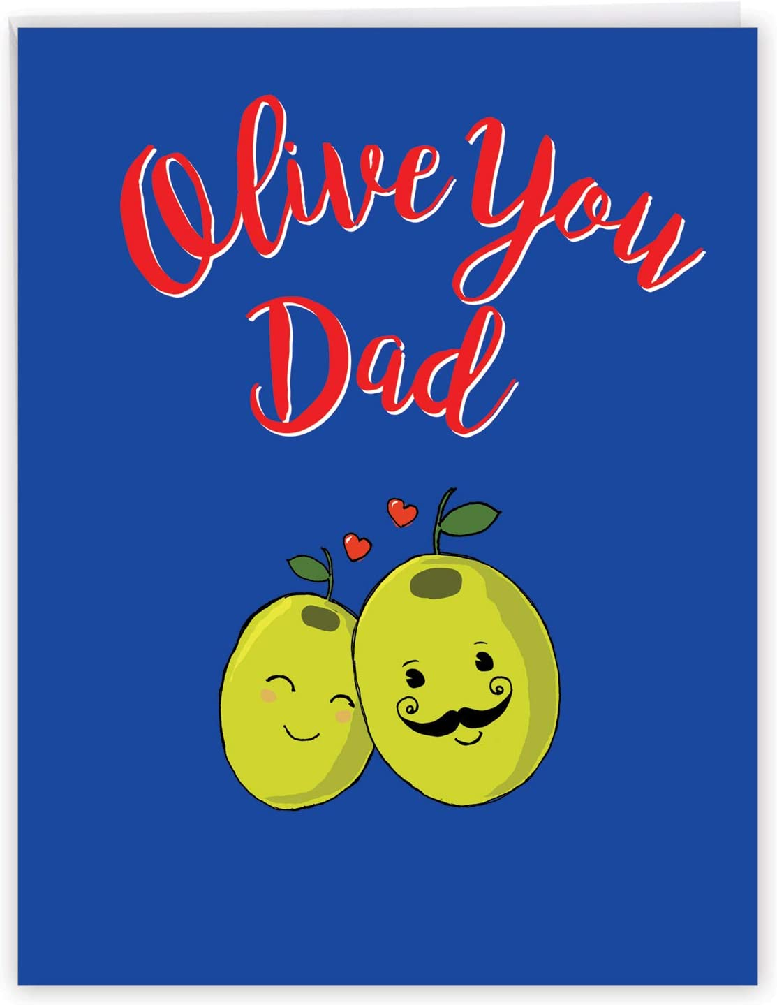 Popsicle greeting cards thank you card funny punny Son You are the coolest pop Father Card for Husband Made in Canada
