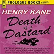 Death of a Dastard | Henry Kane
