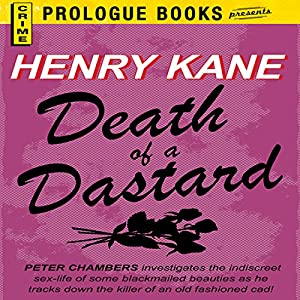 Death of a Dastard Audiobook