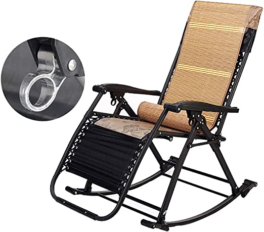 Folding Relaxing Lounge Chair Recliner,3 In 1 Multi Function